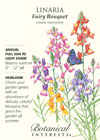 Linaria Fairy Bouquet HEIRLOOM Seeds
