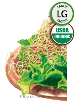 Sprouts Salad Mix Organic Seeds (LG)